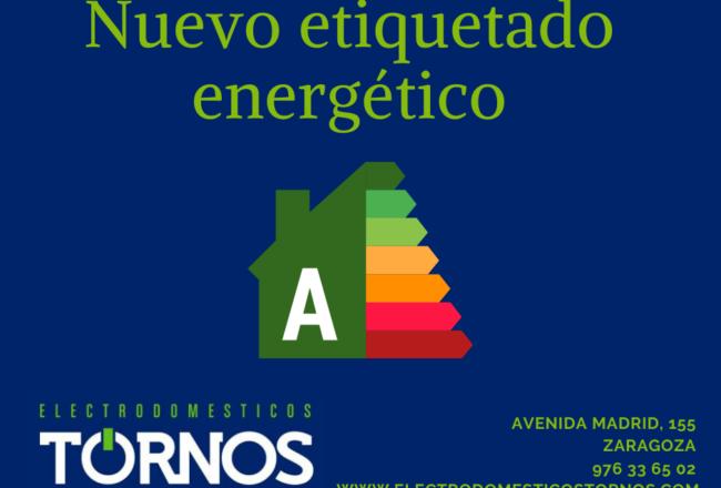Etiquetado energético - Electrodomésticos Tornos